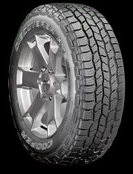265x75 R16 Cooper Tyres Discoverer AT3 4S For Mahindra Thar, Isuzu Dmax and Ford Endeavour