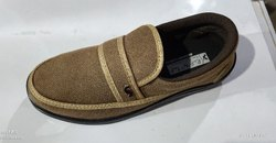 Black And Beige Men RNT Canvas Casual Shoes, Size: 5-11