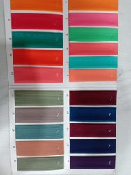 Plain Sai Chiffon Fabric