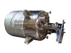 Jacketed Agitated Reactor