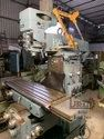 Vertical And Horizontal Milling Machine