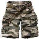 Camouflage Short