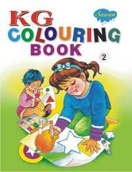 KG Colouring Book 2