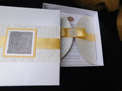 Custom Made Boxed Wedding Invtes