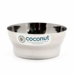 Coconut Stainless Steel C6 Breza Bowls