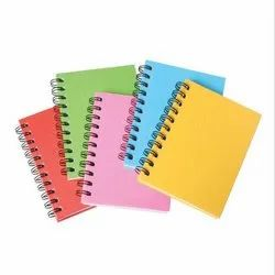 3-5 Days Paper Notebook Printing Services in Pan India