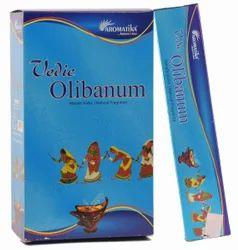Aromatika Vedic Masala Incense Stick- Olibanum-15 Gram Pack