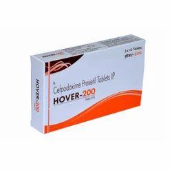 Cefpodoxime 200 Mg Tabs