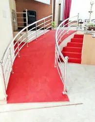 Red Carpet Flooring