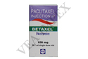 Betaxel (Paclitaxel 100mg Injection)