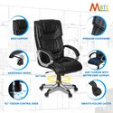 Estrella High Back Revolving Office Chair