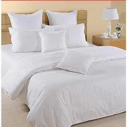 King Size Linen Bed Sheet