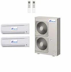 Variable Refrigerant Flow( VRF) System 6 hp