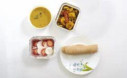 Regular Meal No Rice Service
