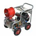 High Pressure Water Jet Blasting Machine