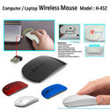 Computer Wireless Mouse H 452