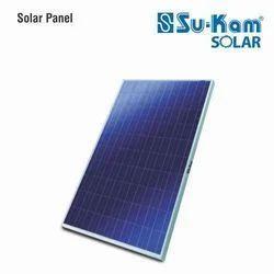 SOLAR PV MODULE - Sukam Solar Panel 40W-250W Manufacturer