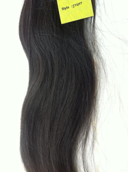 Indian Virgin Remy Weft Straight Hair