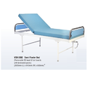 Semi Fowler Bed With Removable Mild Steel Head & Foot Boards