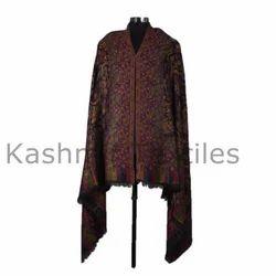Printed 2.00 M Heavy Type Wool Shawl