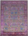 Wool Saree Silk Oxidized Rugs