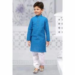 Cotton Kids Kurta Pajama