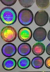 3D Hologram Labels - 3 Dimensional Hologram Labels Latest Price