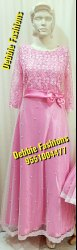 Debbie Fashions Satin Ladies Gown