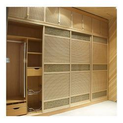 Pacific Wooden Designer Wardrobe, Warranty: 6-8 Years