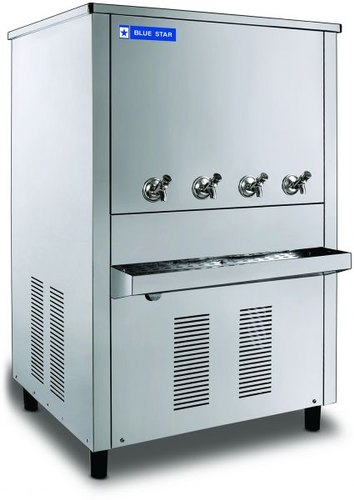 Water Coolers Blue Star Stainless Steel Water Cooler