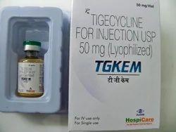 Tgkem 50mg Tigecycline Injection