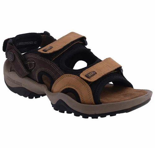 Woodland G1033111 Sandals Camel