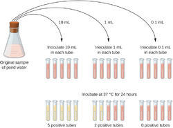 MPN Testing For Water