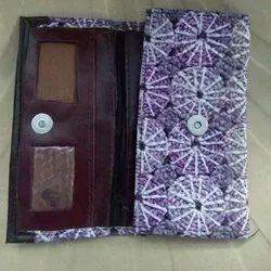 Ladies Designer Wallet, Packaging Type: Packet