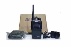 UHF License-Free Handheld Transceiver Alinco DJ VX46 Walkie Talkie