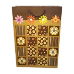 Yessirbags Carton Paper Gift Bag, 120-250