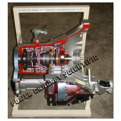 Automatic Transmission Cut Section Model