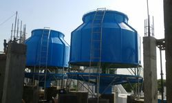 Metal Sonitech Induced Draft Cooling Towers