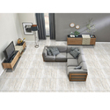 Greter White Floor Tiles