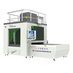 CO2 Laser Marking Machine Denim Mc350-dj-a