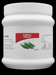 Atrey Pharmaceuticals Private Limited Karela Tablets, Packaging Size: 200 Tablets