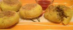 Chicken Keema Patties