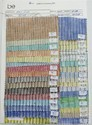 Folder No 1301 Linen Stripes Fabric