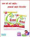 Side Detergent Powder
