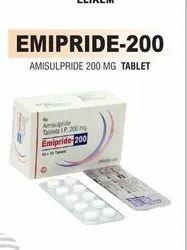 Amisulpride 200 Mg Tablet