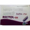 Acetaminophen Paracetamol Suppositories USP 250 mg