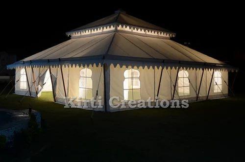 Spacious Mughal Tent & Spacious Mughal Tent Mughal Tents | Khokhariya Jodhpur | Kirti ...