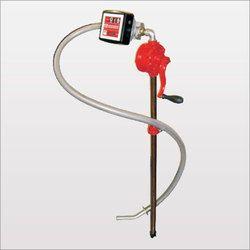 Barrel Pump with Meter
