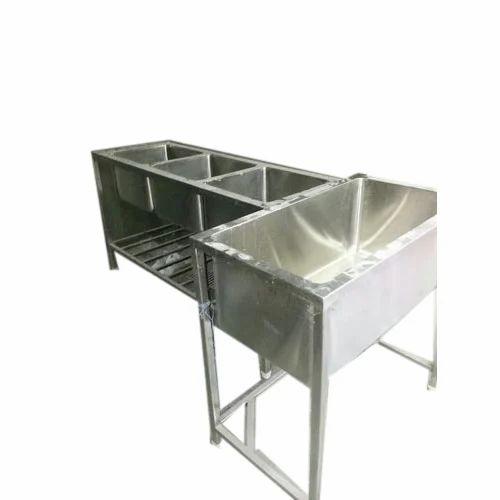 Ss Kitchen Sink, SS Kitchen Sink, स्टेनलेस स्टील ...