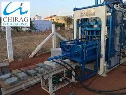 Chirag Brand New Block Machine